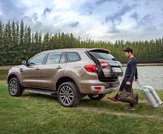 giá xe ford everest 2020