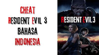 Trainer Game Resident Evil 3 Terbaru