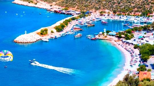 Turkey's top 20 beach clean