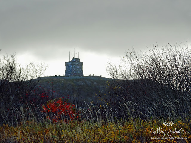 Cabot Tower Photo