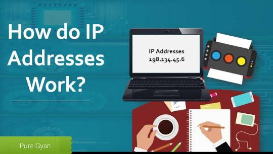 How Do Ip Addresses Work (आईपी पते कैसे काम करते हैं?) - Pure Gyan