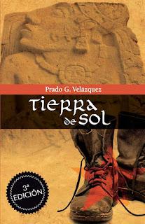 portada Tierra de Sol tercera edición