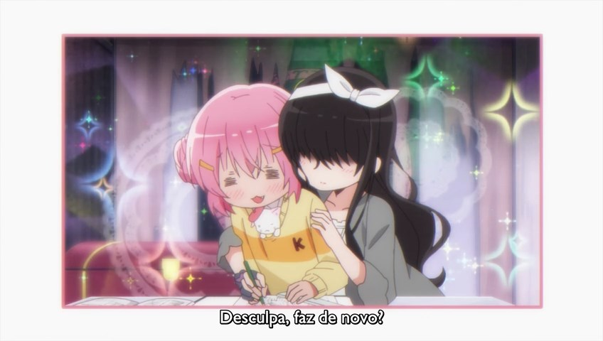 Comentando Comic Girls Ep 7