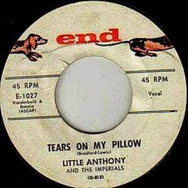 Little Anthony & the Imperials. Tears on My Pillow