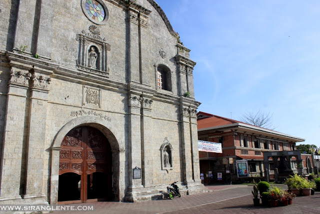 oldest church in Panay