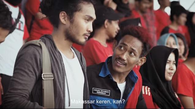 Dari Suara Turun Ke Hati Di Halo Makassar