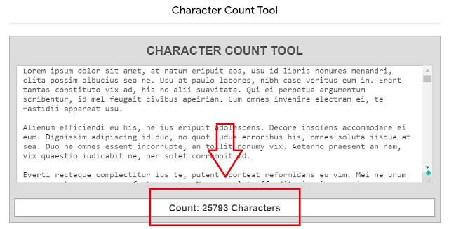 Cara Membuat Halaman Word Count Tools Di Blogger