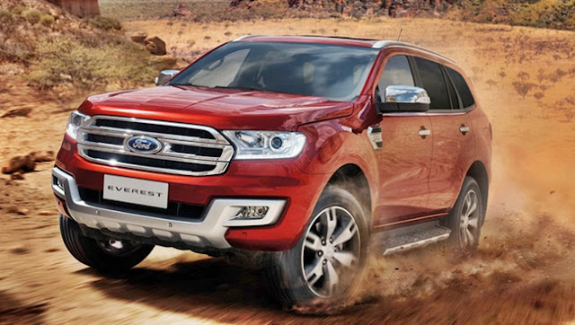 Ford Everest 2018 Philippines Review