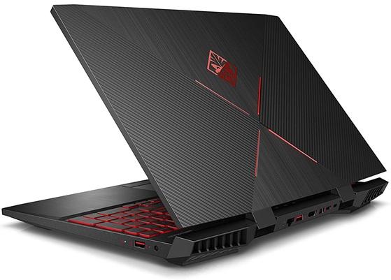 HP OMEN 15-dc0012ns: portátil gaming con procesador Core i7 y gráfica GeForce GTX 1060 de 6 GB