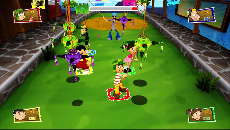 Upi Jogos Mods Utorents: El Chavo (Wii) 2012