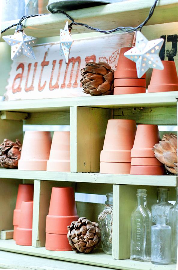 Terracotta pots - Outdoor decor