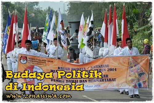 Budaya Politik di Indonesia | www.zonasiswa.com