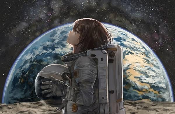 Rekomendasi Anime Tentang Astronot dan Space (Luar Angkasa) Terbaik Sepanjang Masa