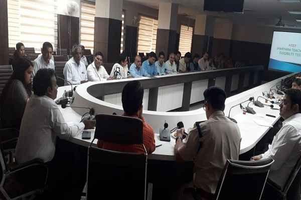 htet-examination-in-faridabad-haryana-administration-ready-dhara-144