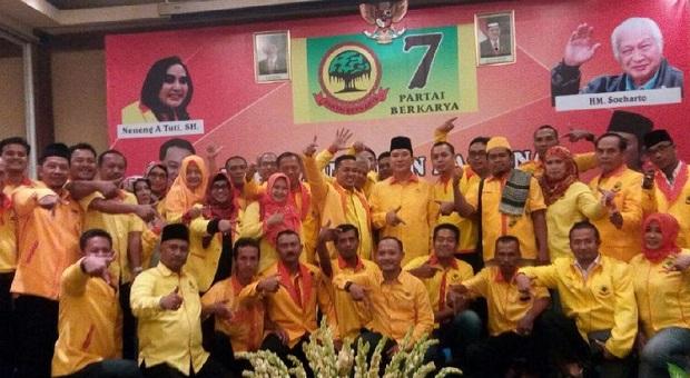 Tommy Soeharto Terpilih Jadi Ketum Partai Berkarya Secara Aklamasi