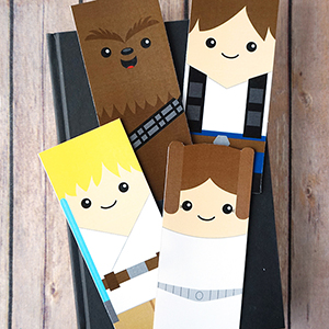 Star Wars Bookmarks