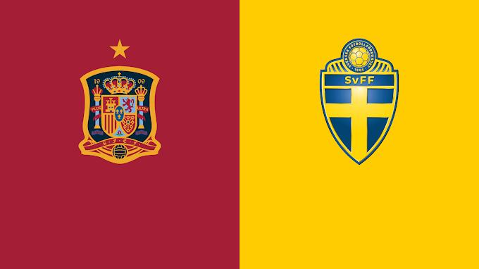 مشاهدة مباراة اسبانيا و السويد بث مباشر