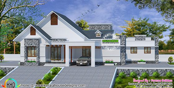1900 square feet 4 bedroom home