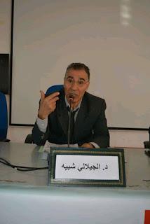 الجيلالي شبيه   أستاذ التعليم العالي في العلوم القانونية ومنهجية العلوم  جامعة القاضي عياض، مراكش
