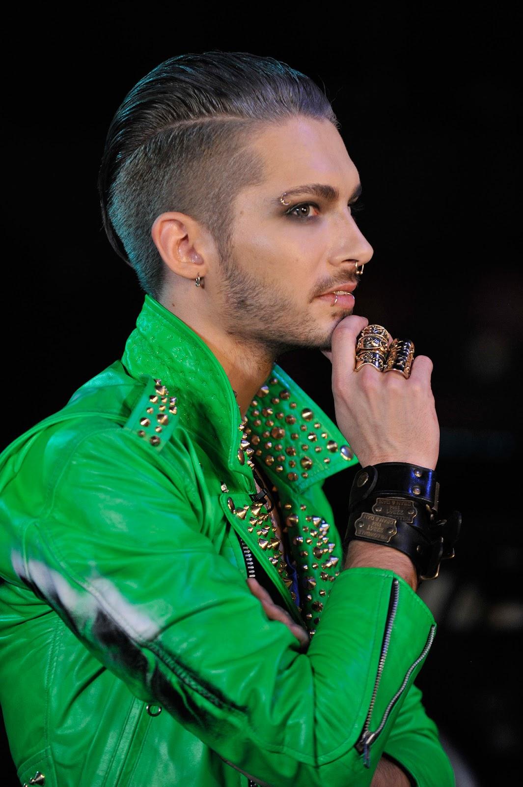 Tokio Hotel always By your side: Bill Kaulitz @ Germany's ...