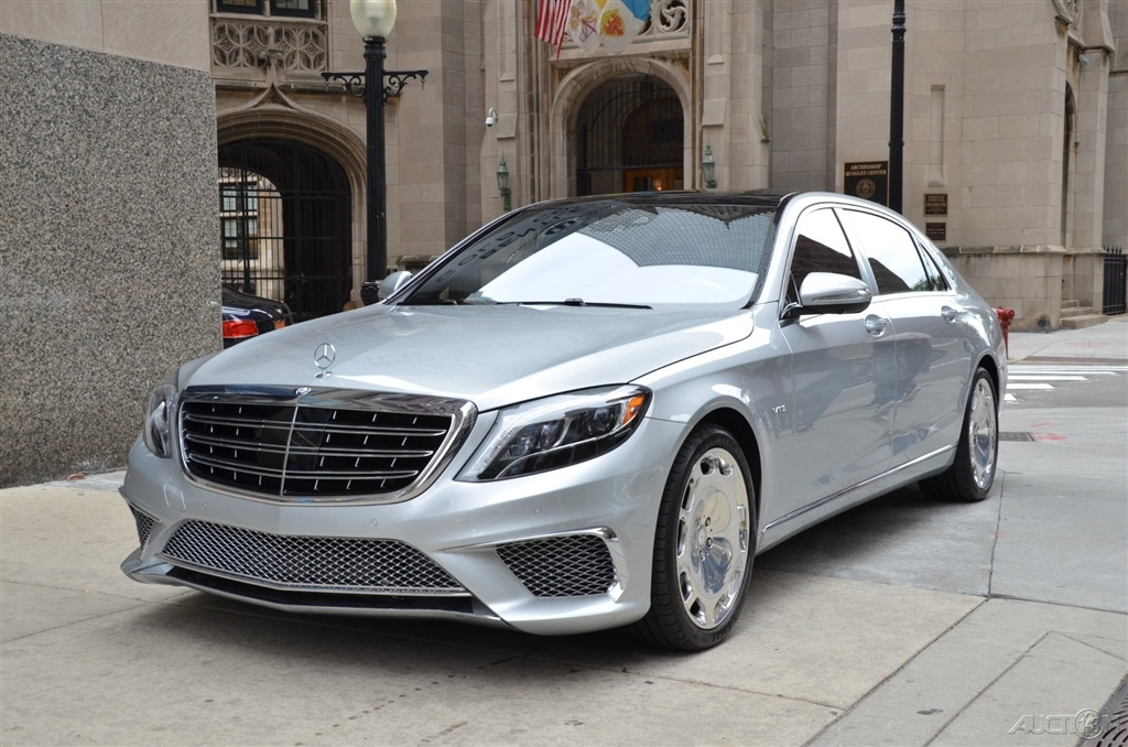 2016 mercedes benz w222 maybach s600 benztuning for Mercedes benz s600 maybach