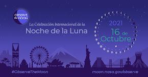 Noche Mundial de Observación Lunar 2021