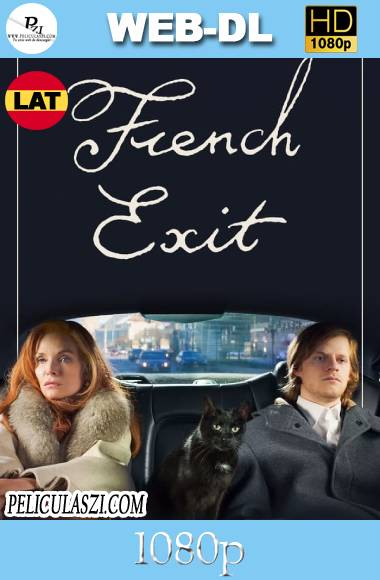French Exit (2020) HD WEB-DL 1080p Dual-Latino VIP