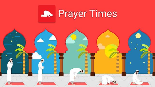 تحميل تطبيق Jadwal Sholat - Prayer Times