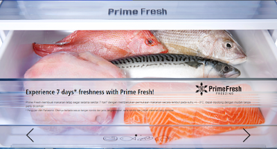 prime fresh Panasonic