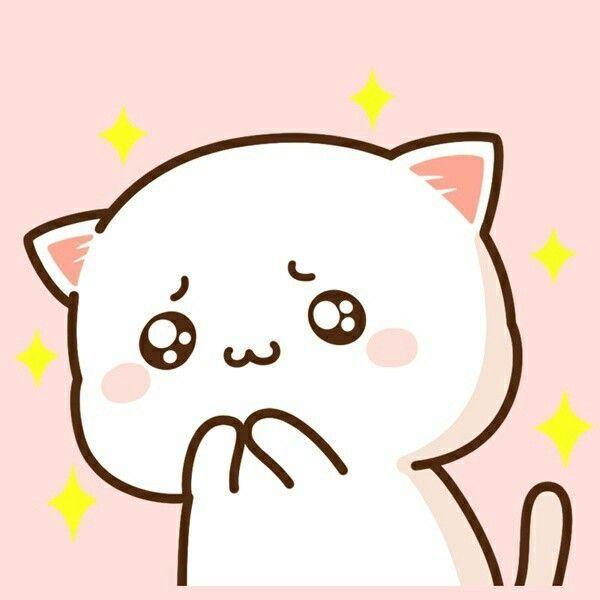 avatar mèo anime buồn