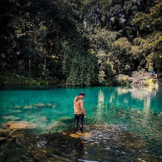 Situ Cipanten Gunung Kuning Kabupaten Majalengka Jawa Barat
