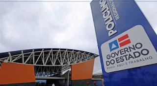 Estado publica no Diário Oficial