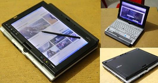 harga laptop fujitsu lifebook p1510