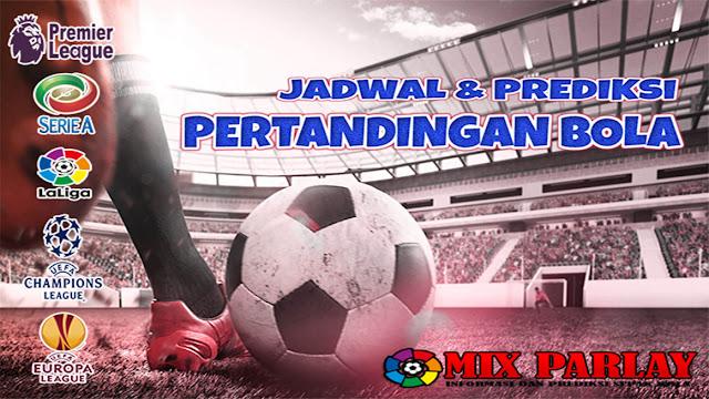 Jadwal Dan Prediksi Pertandingan Bola 24 - 25 Juli 2019