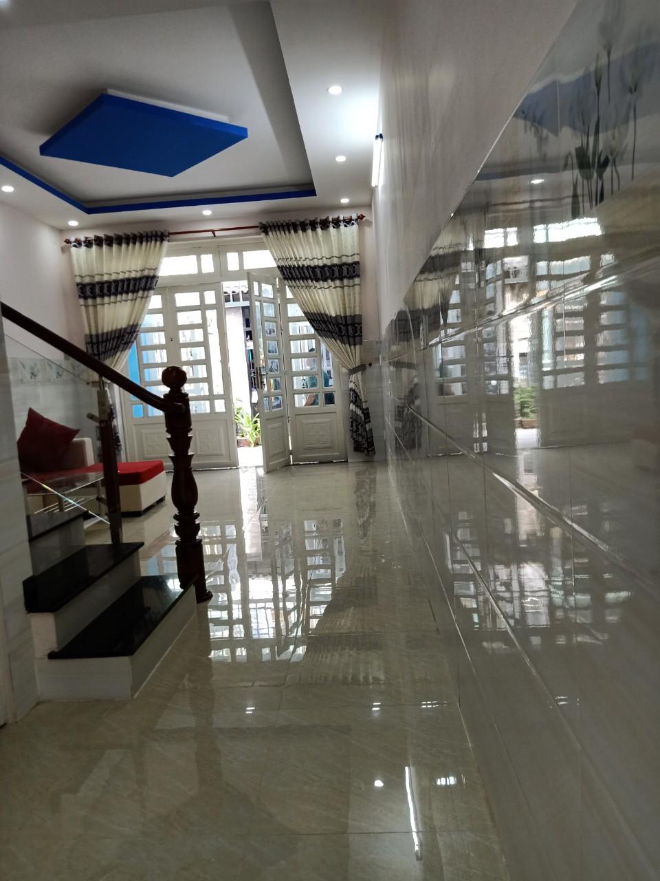 Bán nhà hẻm 363 Đất Mới phường Bình Trị Đông A quận Bình Tân