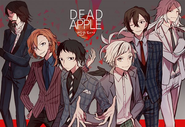 Bungou Stray Dogs Dead Apple Movie BD Subtitle Indonesia