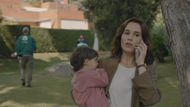 Vida Perfecta serie de Leticia Dolera