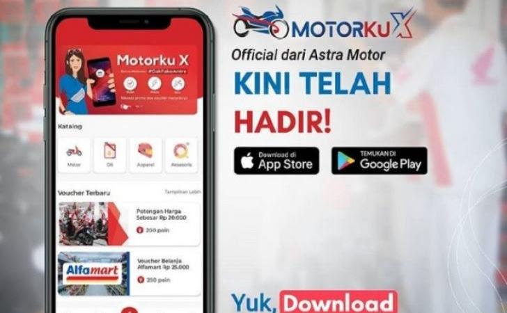 Motorku-X Bikin Service Motor Honda Makin Mudah Tanpa Ribet