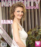 archive of old women: Raina W. Mature Long Tits