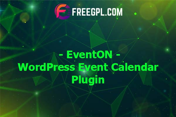 EventON - WordPress Event Calendar Plugin Nulled Download Free