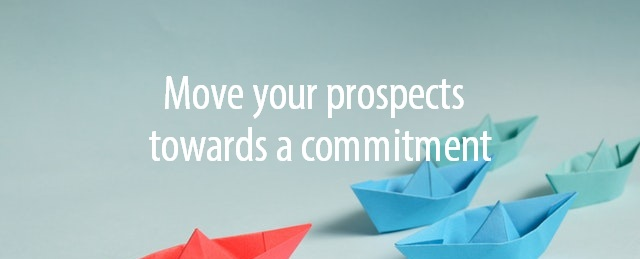 Move towards commitment