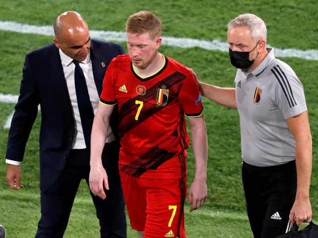 KTN Euro 2021 match of the day live photo