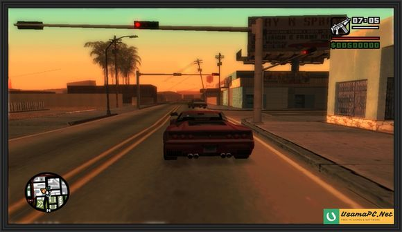 GTA San Andreas Gameplay Screenshot
