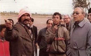 شاهد الملك الحسن الثاني بالقاهرة لدعم مبادرة السلام الفرنسية المصرية 1998