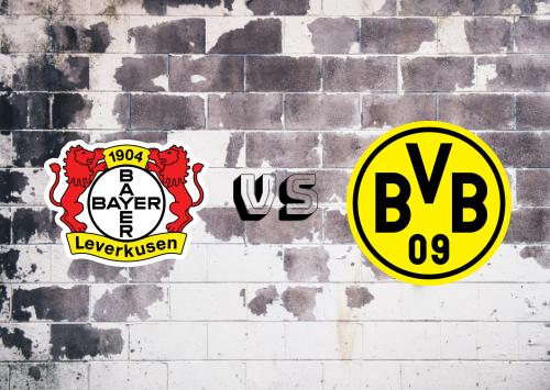 Bayer Leverkusen vs Borussia Dortmund  Resumen y Partido Completo