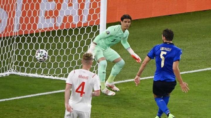 Piala Eropa: Italia Tim Pertama Lolos Ke Babak 16 Besar