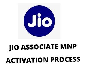 JIO ASSOCIATE MNP ACTIVATION PROCESS IN BENGALI