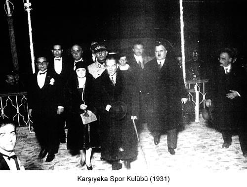 Atatürk Karşıyaka Spor Kulübü 1931 Fotoğraf