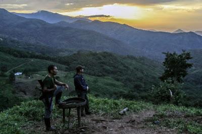 Efecto Cocuyo: Muertos cuatro MILITARES venezolanos y 15 GUERRILLEROS