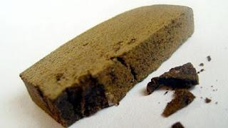 """Εγνατία Οδός:H κατεργασμένη κάνναβη («σοκολάτα») ... """"μπλόκαρε""""   το ταξίδι τους ..."""